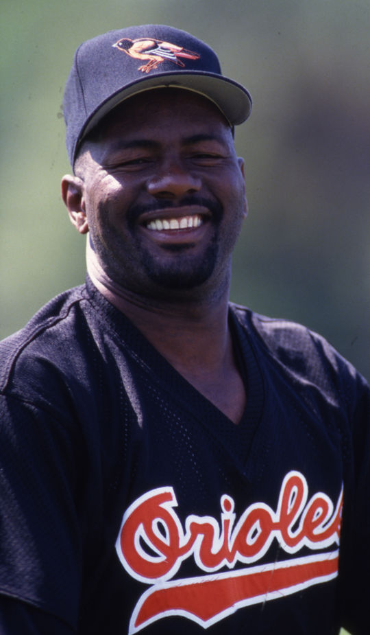 A seven-time All-Star, Lee Smith was the all-time saves leader from 1993-2006. (Rich Pilling/National Baseball Hall of Fame and Museum)