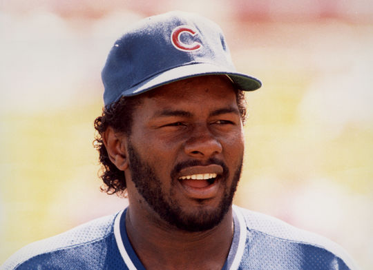 Today's Game Era candidate Lee Smith pitched in the big leagues for 18 seasons. (National Baseball Hall of Fame and Museum)