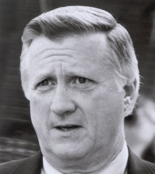 Today's Game Era candidate George Steinbrenner owned the Yankees for 38 years. (National Baseball Hall of Fame and Museum)