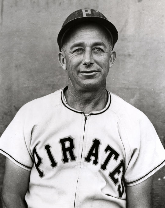 Clyde Sukeforth was a scout for the Pittsburgh Pirates from 1954-1966. (National Baseball Hall of Fame and Museum)