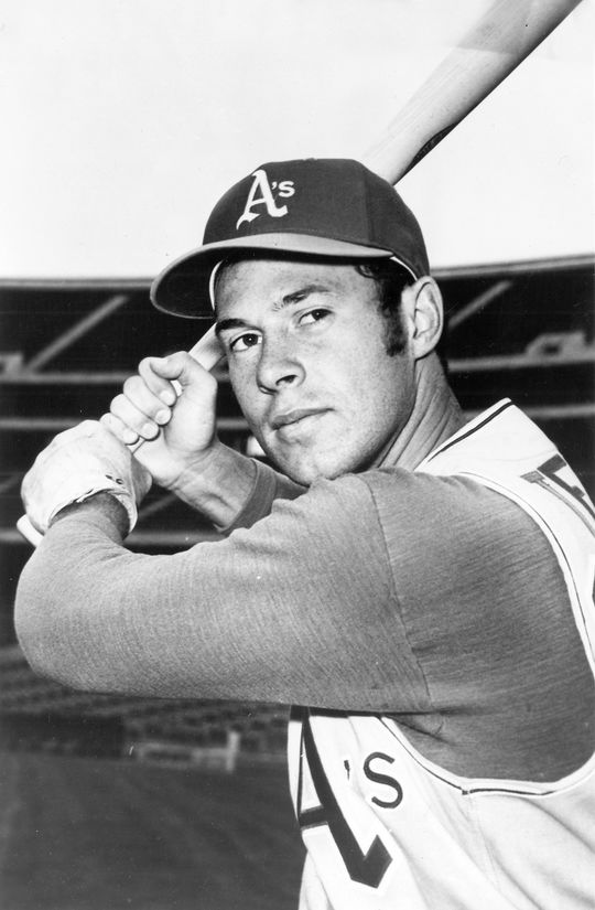 Veteran catcher and first baseman Gene Tenace was the most sought after player in the 1976 re-entry draft, as the first player to be selected by the maximum of 12 teams. (National Baseball Hall of Fame)