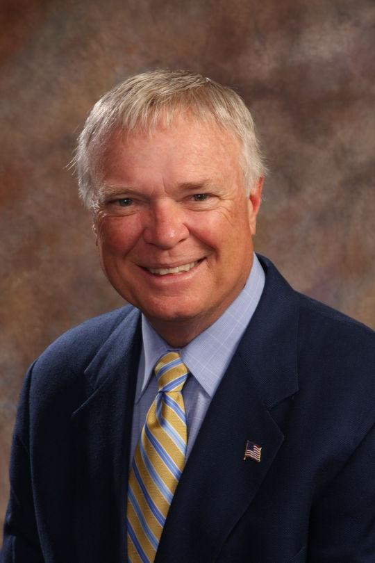 2011 Ford C. Frick Award Winner Dave Van Horne (National Baseball Hall of Fame Library)