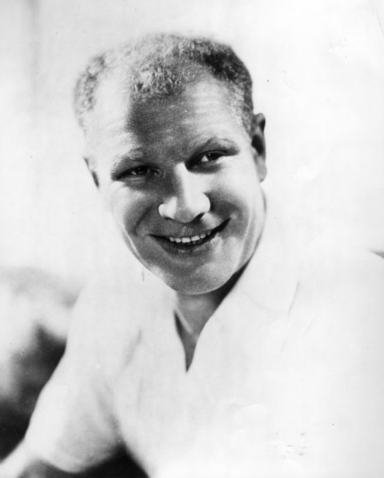 Hall of Fame executive Bill Veeck. BL-5277.76