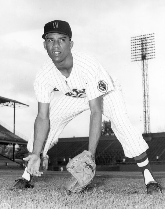 Zoilo Versalles of the Washington Senators. BL-4099-71b (National Baseball Hall of Fame Library)