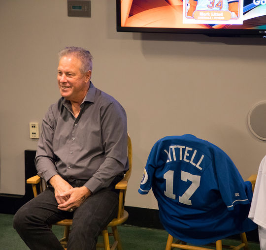 Mark Littell has enjoyed success as a pitcher, pitching coach and author throughout his career. (Milo Stewart Jr./National Baseball Hall of Fame and Museum)