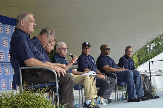 Hall of Fame Roundtable, 2014 (Milo Stewart Jr./National Baseball Hall of Fame)
