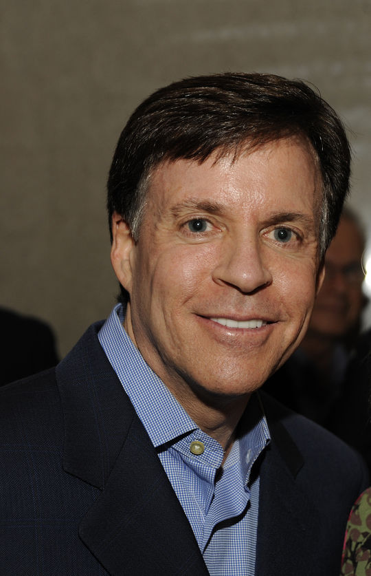Bob Costas called the World Series for NBC in 1997 and 1999, the ALCS in 1983, 1985, 1987, 1989, 1998 and 2000, the 1999 NLCS and the 2000 All-Star Game. (By Photographer Milo Stewart Jr./National Baseball Hall of Fame and Museum)
