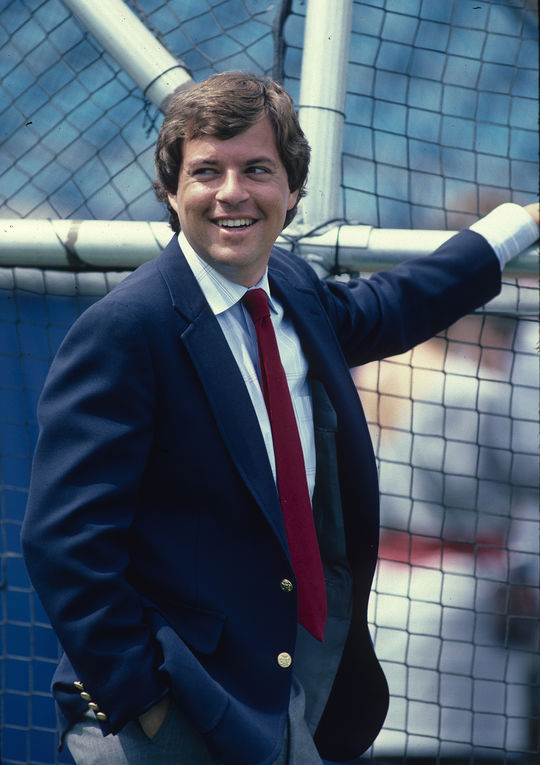 Bob Costas has been calling baseball games for four decades. (Rich Pilling/National Baseball Hall of Fame and Museum)