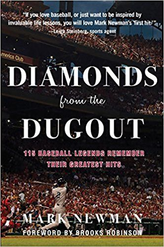 Diamonds from the Dugout by Mark Newman