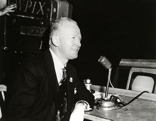 Red Barber - BL-5764-79 (National Baseball Hall of Fame Library)