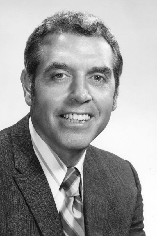 2006 Ford C. Frick Award Winner Gene Elston - BL-4925-71 (National Baseball Hall of Fame Library)