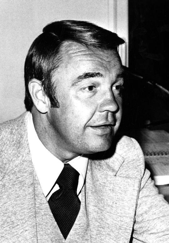 Dick Enberg - BL-4182-74 (National Baseball Hall of Fame Library)