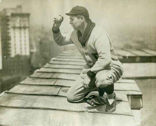 Detroit Tigers' Harry Heilmann - BL-3133-75 (National Baseball Hall of Fame Library)