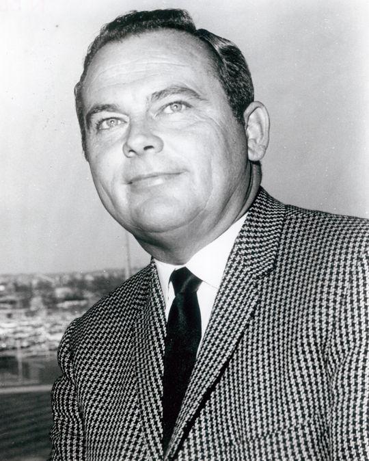1994 Ford C. Frick Award Winner Bob Murphy - BL-4839-71 (National Baseball Hall of Fame Library)