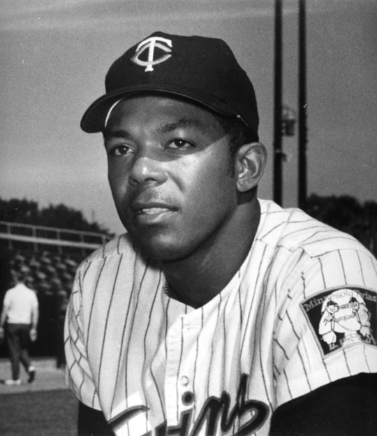 Tony Oliva of the Minnesota Twins - BL-3454-70 (National Baseball Hall of Fame Library)