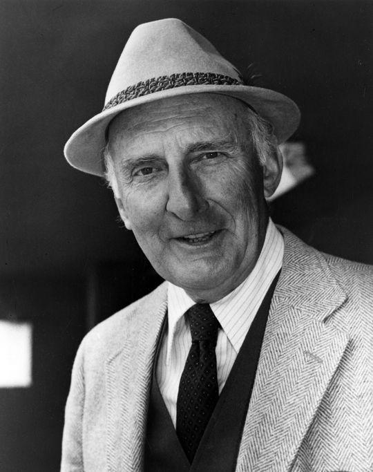 1993 Ford C. Frick Award Winner Chuck Thompson - BL-2537-93 (National Baseball Hall of Fame Library)