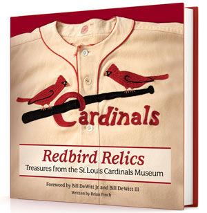 Brian Finch: Redbird Relics