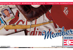Cardinals Membership Card