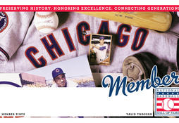 Cubs Membership Card