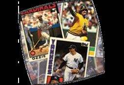 Autographed Baseball Card