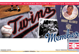 Twins Membership Card