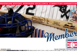 White Sox Membership Card
