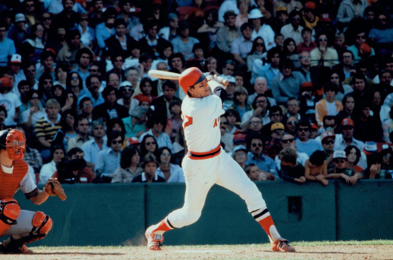 Carlton Fisk's Home Run - 1975 World Series