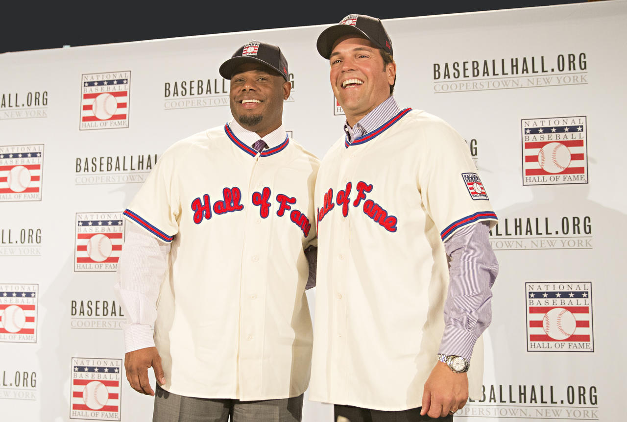 Class of 2016 - Griffey Jr. and Piazza