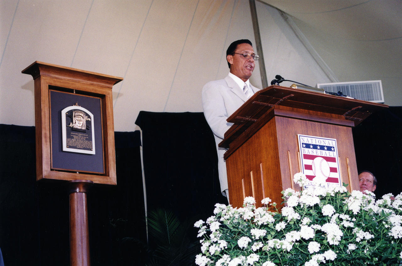 Tony Perez 2000 Hall of Fame Induction Speech
