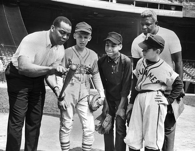 Monte Irvin Oral History