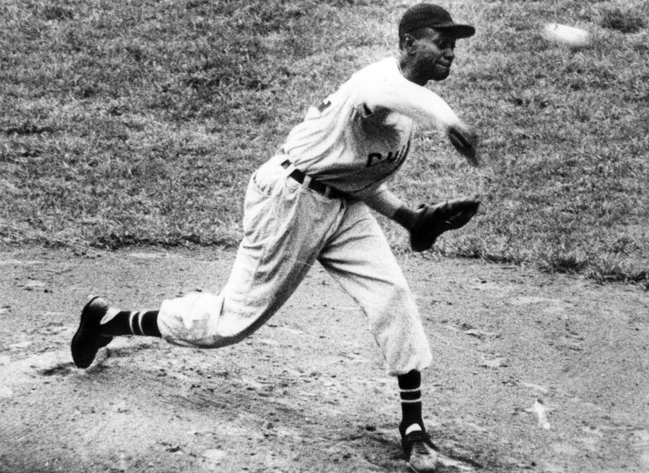 RESTORED AUDIO - Cool Papa Bell Talks About Satchel Paige