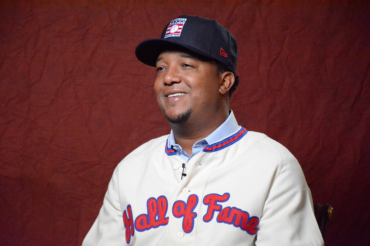 Pedro Martinez - Hall of Fame Election Interview