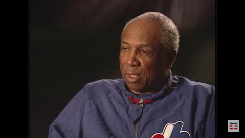 Frank Robinson Talks About Becoming The First African-American Manager In Baseball History