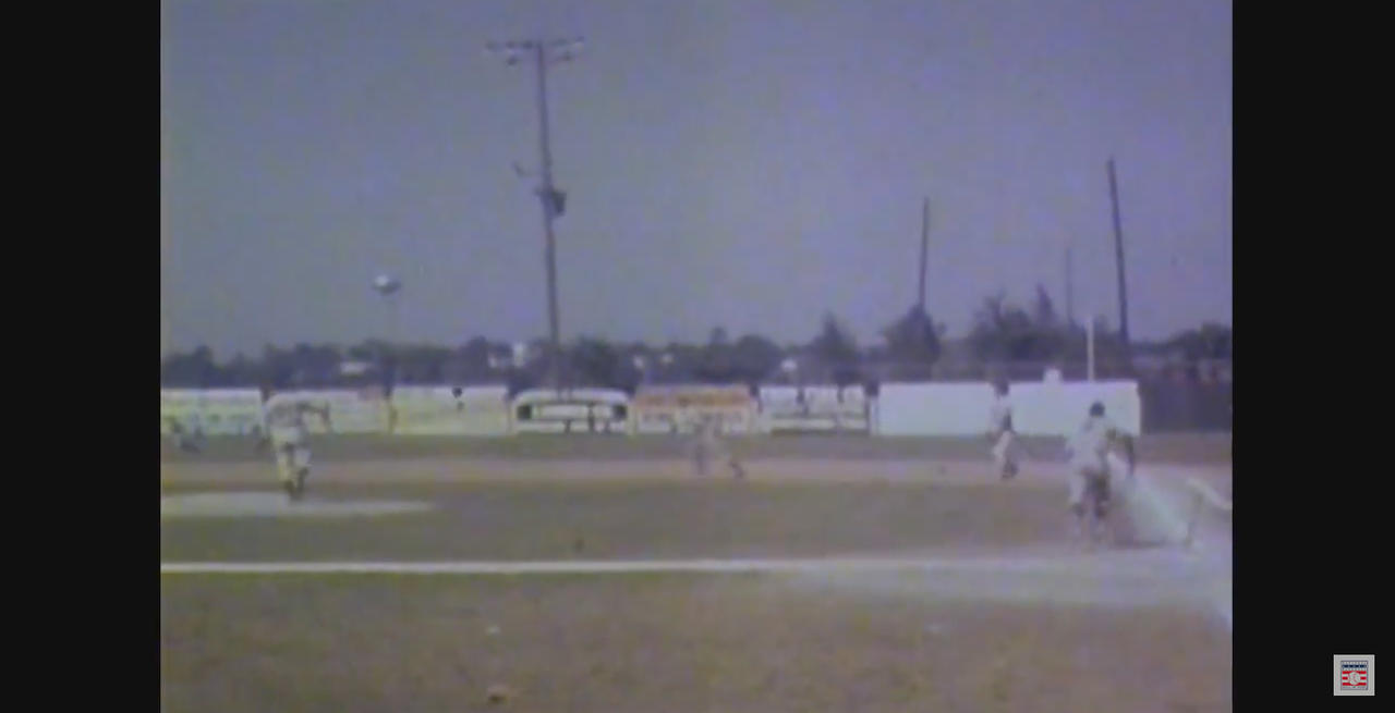1946 Brooklyn Dodgers Spring Training Color Video Featuring Jackie Robinson