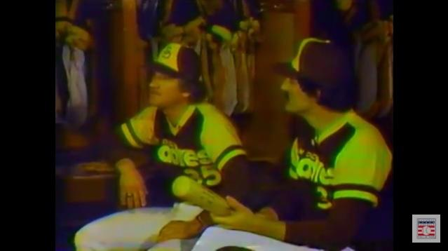 Baseball Players in Commericals - Rollie Fingers - Hudson and Bauer Coach the Padres