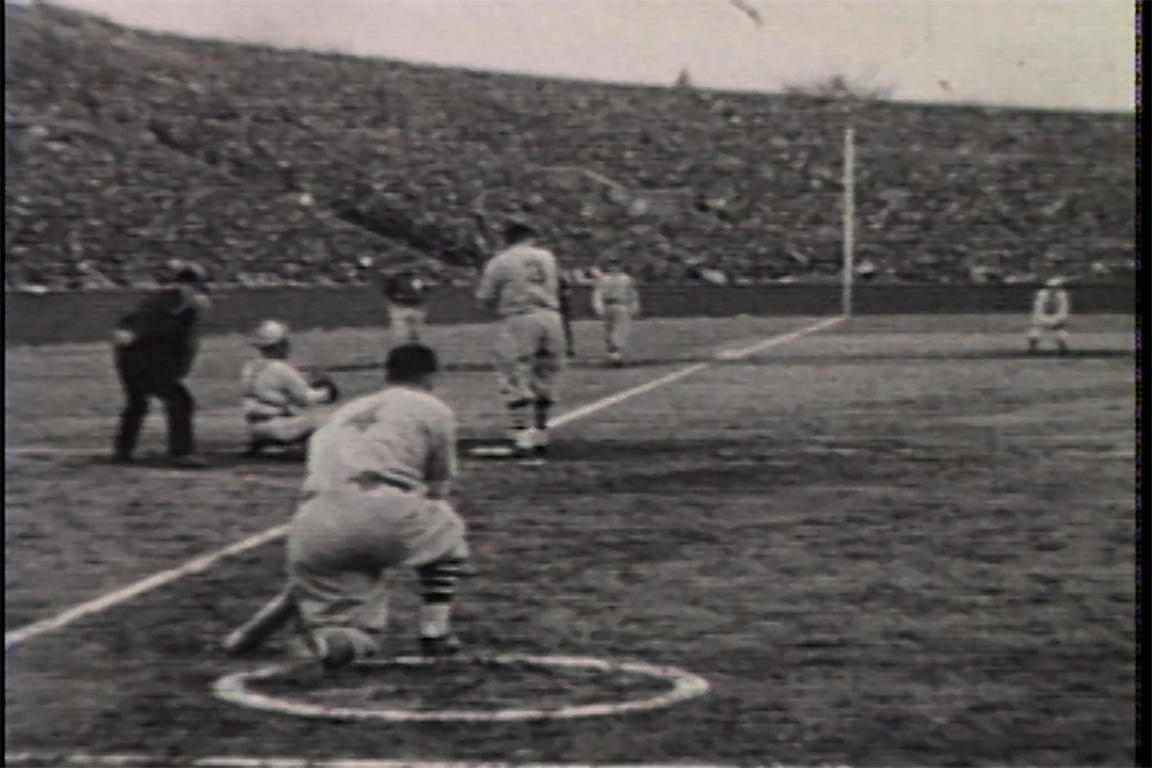 1934 Baseball Tour of Japan - Jimmie Foxx Home Movies