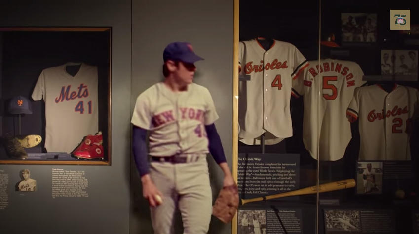 This is the Baseball Hall of Fame