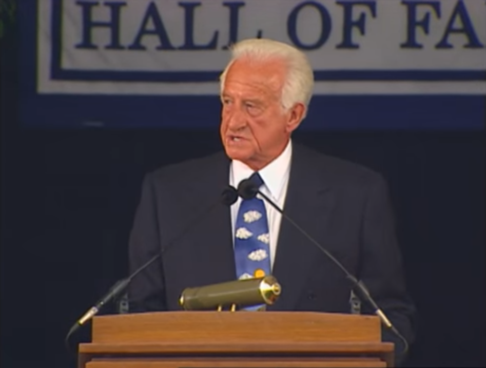 Bob Uecker Ford C Frick Award Speech 2003
