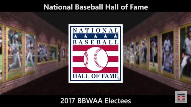 2017 BBWAA Election Results