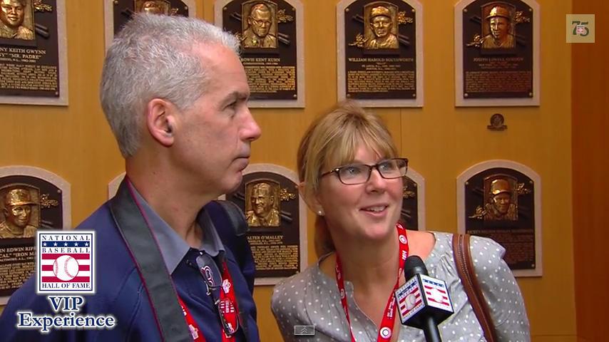 National Baseball Hall of Fame VIP Experience