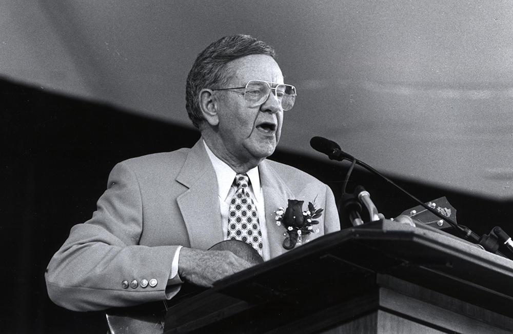 Bob Wolff Frick Award speech