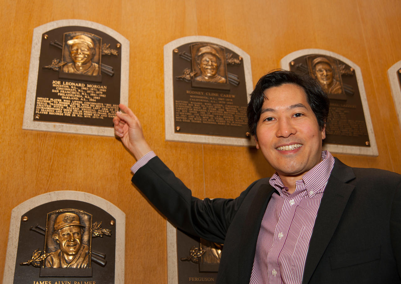 Tom Tsuchiya Talks About About His Work in Cooperstown