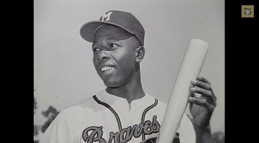 Hank Aaron - Baseball Hall of Fame Biographies, 0:52