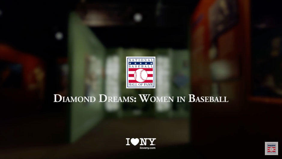 Diamond Dreams: Women in Baseball