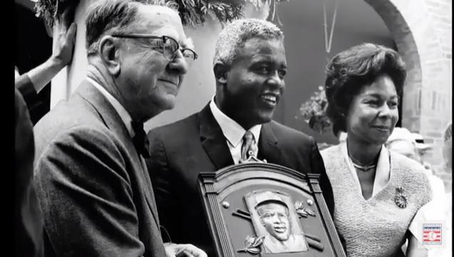 Rachel Robinson talks about the legacy of the Jackie Robinson Foundation