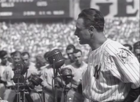 MLB video: 75th anniversary of Lou Gehrig's speech 2:35