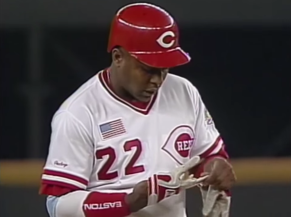 World Series 1990 Game 2: Hatcher gets four hits, continues streak