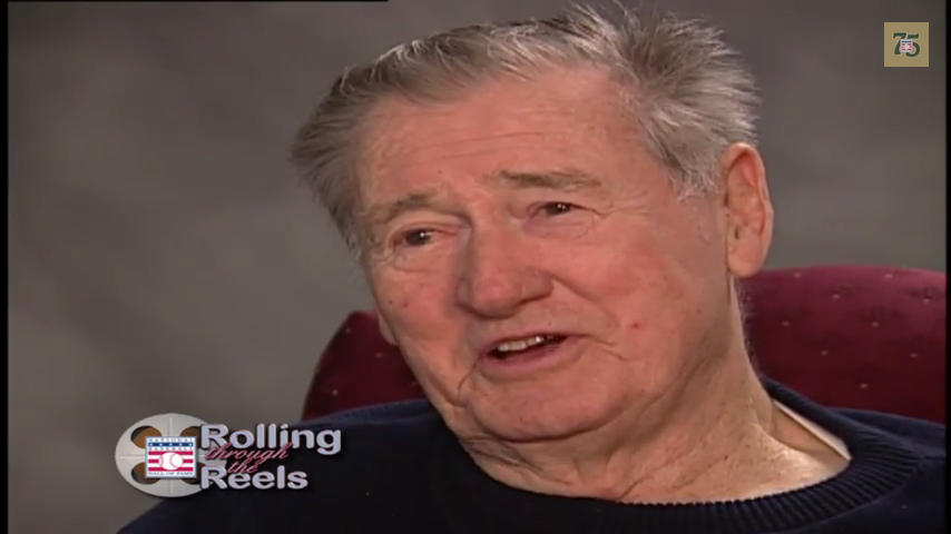 Ted Williams - Rolling Through The Reels